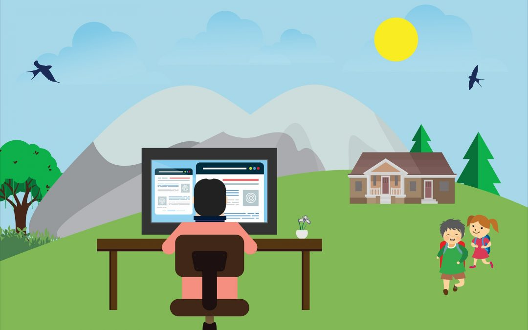 Productivity and teleworking: how to reach a right workforce management