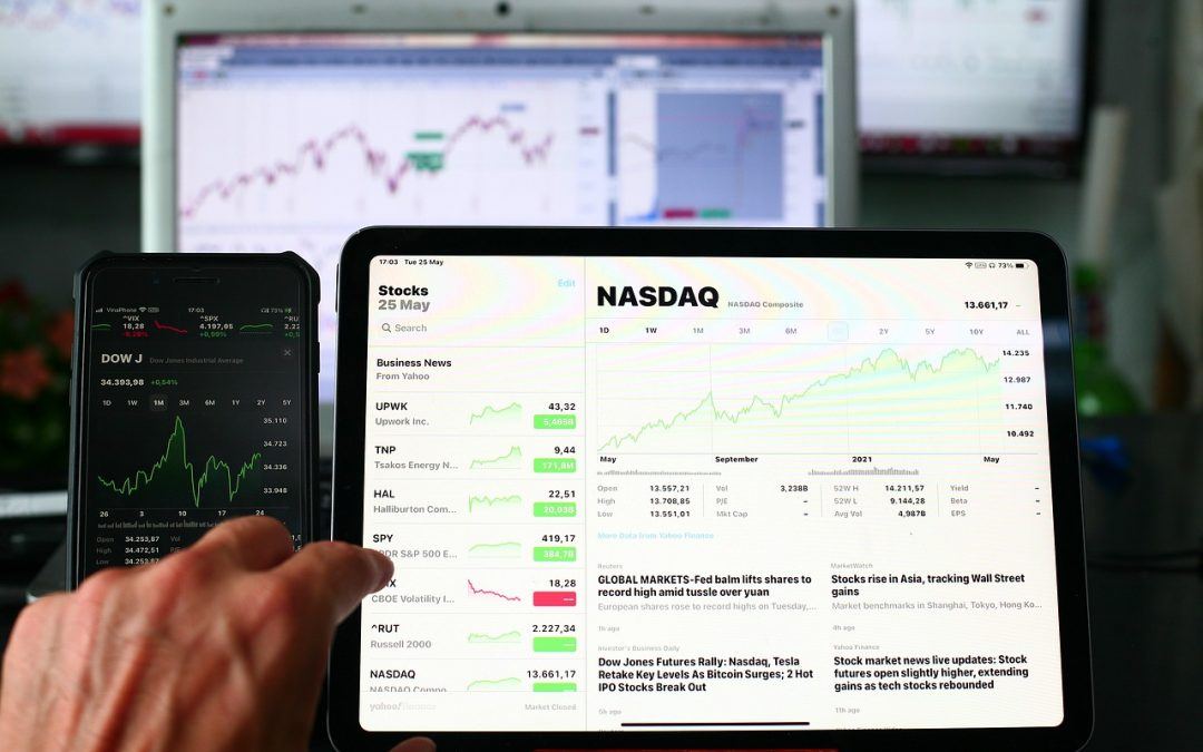Make your trading operations from anywhere